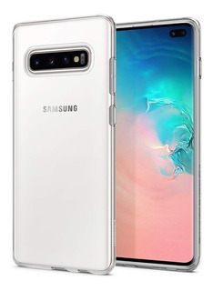 Funda Spigen Samsung S10 Plus Ultra Hybrid Crystal Original