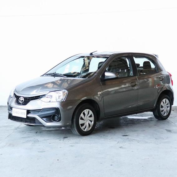 Toyota Etios 1.5 Xs My19 - 24269 - C