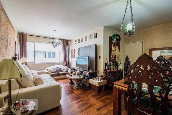 Apartamento No 8º Andar Mobiliado Com 2 Dormitórios E 1 Garagem - Id: 892962338 - 262338
