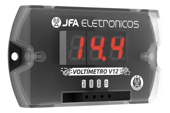 Voltimetro Jfa 12 Slim