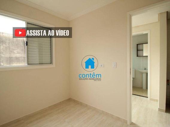 Ap1703 - Apartamento Com 1 Dormitório Para Alugar, 28 M² Por R$ 1.100/mês - Km 18 - Osasco/sp - Ap1703