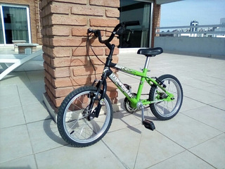 Bici Tomaselli R14 Modelo Stark Kids