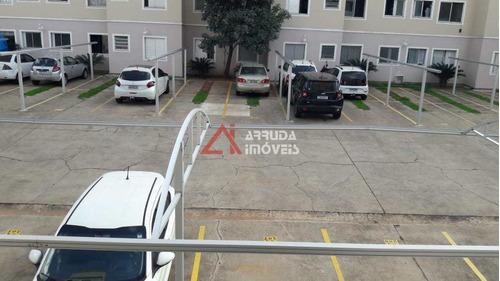 Imagem 1 de 8 de Apartamento Com 2 Dorms, Condomínio Spazio Ilha Di Fiori, Itu - R$ 240 Mil, Cod: 42963 - V42963