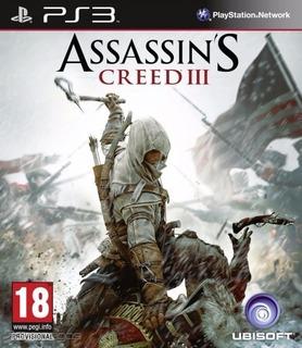 Assassins Creed 3 ~ Ps3 Digital Español