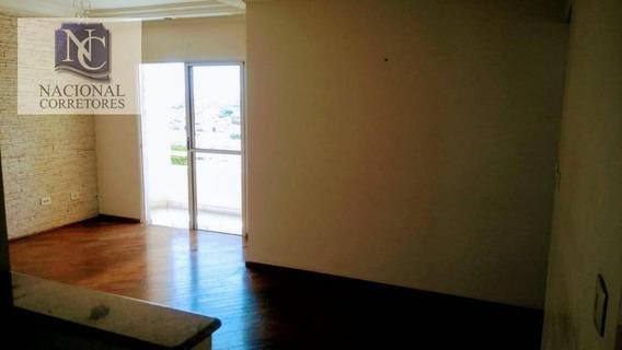 Apartamento Com 2 Dormitórios À Venda, 64 M² Por R$ 250.000 - Vila Alto De Santo André - Santo André/sp - Ap5202
