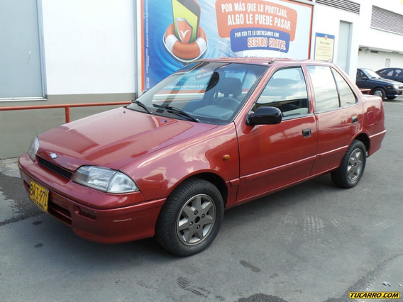 Chevrolet Swift 1.3 Mt