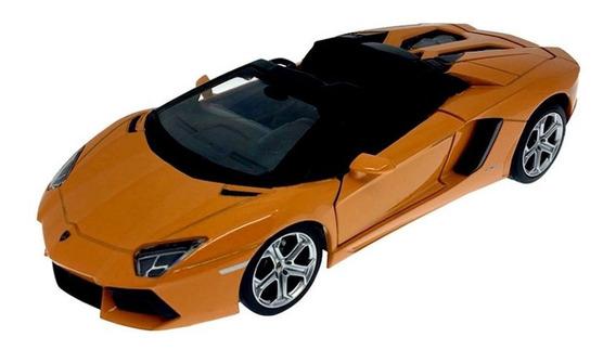 Auto De Colección Lamborghini Aventador Lp700-4 1:24 Msz