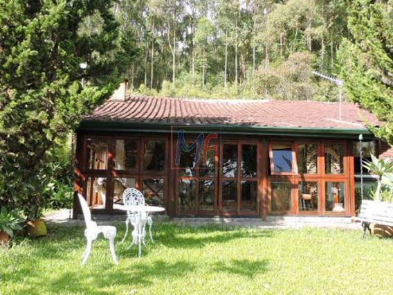 Ref 8208 Excelente Sítio Com 03 Casas Em Terreno 80 Mil M2 Campos Jordão ! - 8208