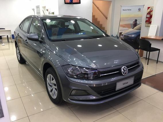 0km Volkswagen Virtus 1.6 Msi Trendline Comfortline 2020 4