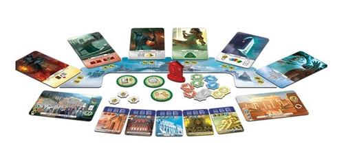 7 Wonders Duel Panteão Expansão - Board Game - Galápagos | Mercado Livre