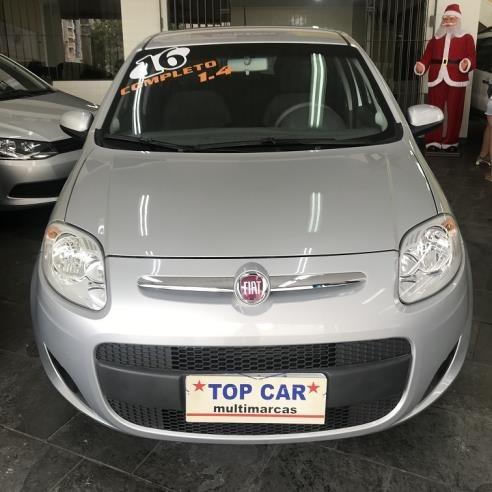 Fiat Palio Attractive 1.4 2016 - Carro Completo Sem Entrada