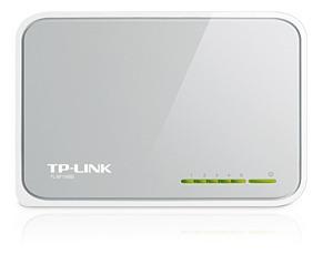 Switch De Escritorio Con 5ptos Ethernet Sin Administracion