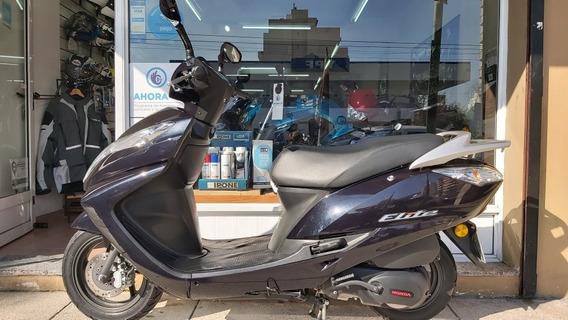 Honda Elite 125 2017 Supply Bikes