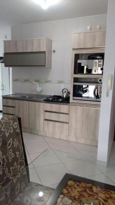 Apartamento De 2 Dormitórios, Semi-mobiliado, Em São José! - Codigo: Ap3437 - Ap3437