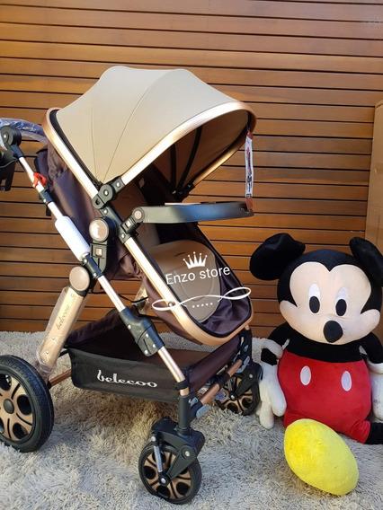 Baby Car Stroller Moises Berco Luxo Importado Belecoo
