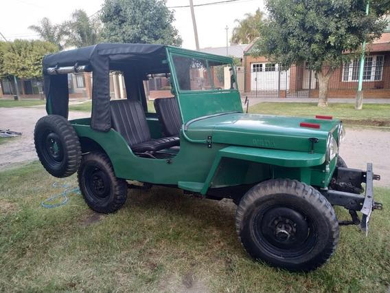 Jeep Willys Cj2