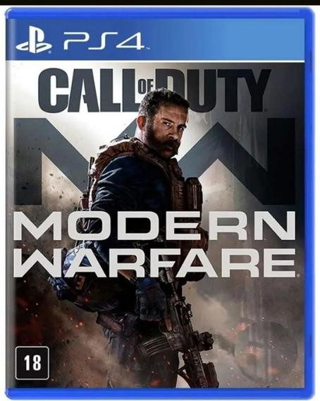 Call Of Duty Modern Warfare Ps4 ( Pronta Entrega )