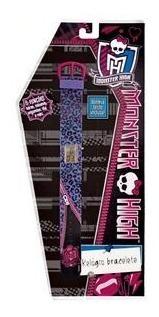 Relógio Digital Bracelete Monster High Digital A158