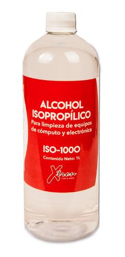Alcohol Isopropílico, 1 Litro