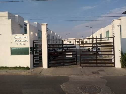 Casa En Venta Conjunto Cerrado Cuautlancingo Puebla