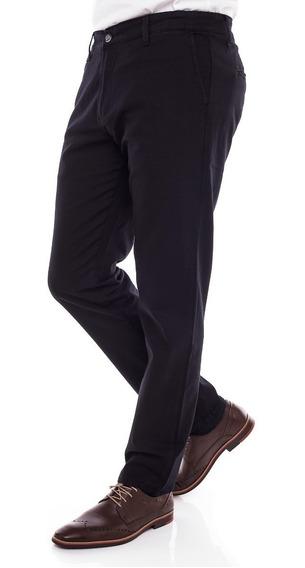 Pantalon Hombre De Vestir Gabardina Pato Pampa