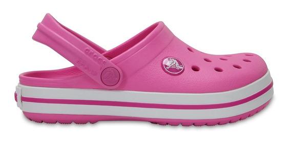 Crocs Originales Crocband Kids Rosa Claro | Nena
