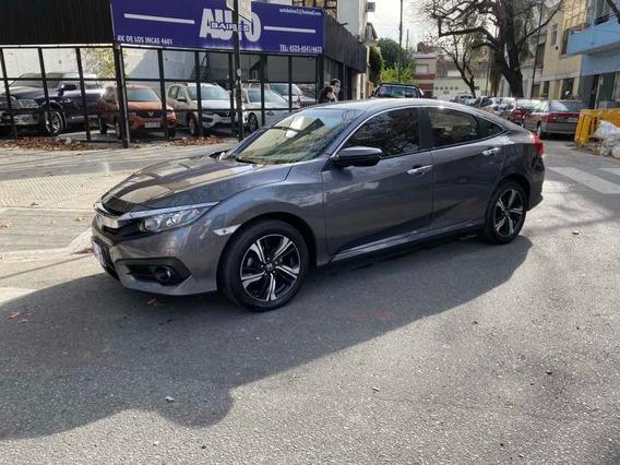 Honda Civic Ex-l 2.0 At 2017 Autobaires