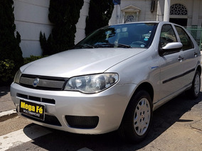 Fiat Palio 1.0 Fire Celebration Flex 5p Completo 2007 Prata