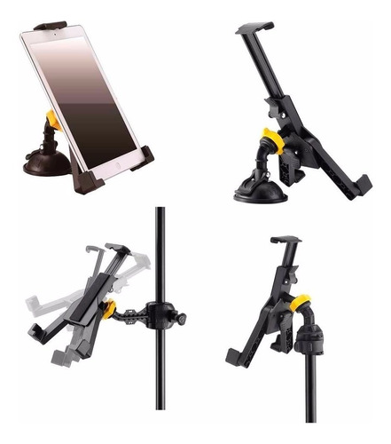 Imagen 1 de 7 de Hercules Dg305b Soporte Para Tablet iPad