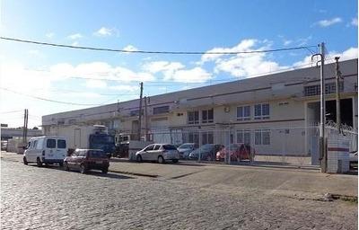 Galpão Comercial Para Locação, Humaitá, Porto Alegre. - Ga0003