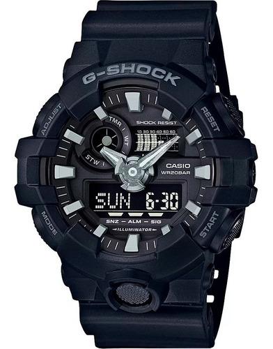 Relógio Casio G-shock Ga-700-1bdr Original + Nfe + Garantia