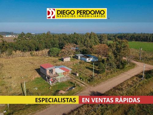 Chacra De 3281m² En Venta. Ciudad Del Plata