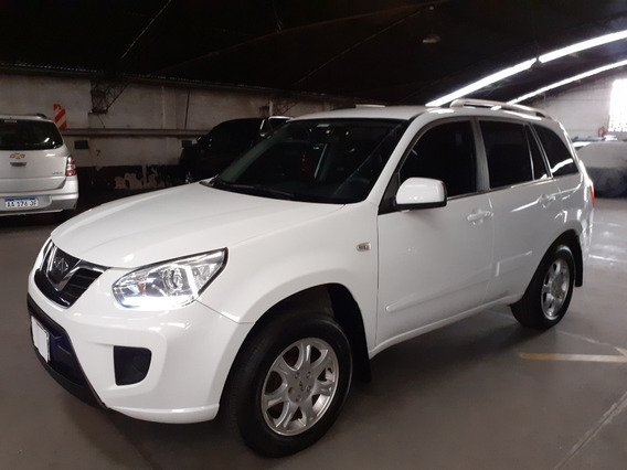Chery Tiggo F2 Luxury 2.0 4x4 2015