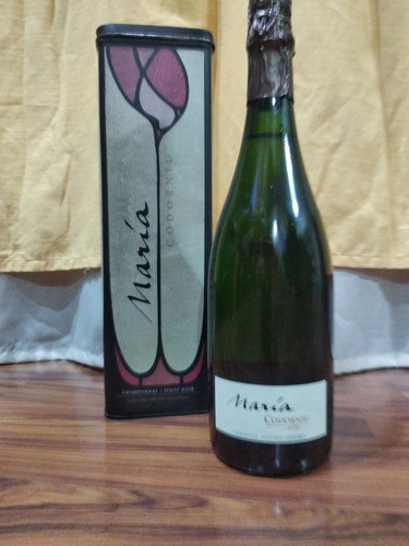 Champagne María Codorniu | Extra Brut Con Estuche
