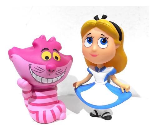 Disney Alicia En El Pais De Gato Risón Funko Mystery Minis