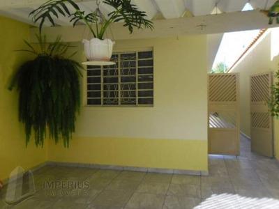 Casa Térrea Com 2 Dormitórios, 2 Vagas Para Vender No Bairro Jardim Esperança Em Mogi Das Cruzes - Imperius Imoveis - 2863