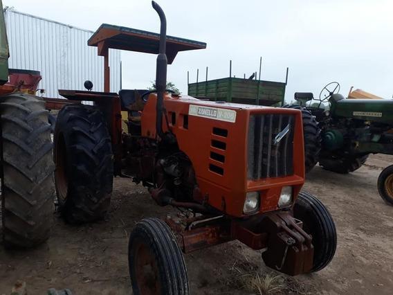 Tractor Zanello V - 206 Con Tres Puntos