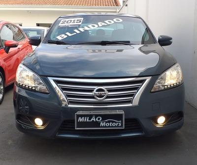 Nissan Sentra 2.0 Sl 16v Flexstart Cvt
