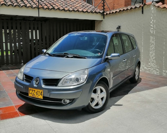 Renault Grand Scenic 2.0 Automática 2008