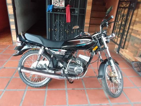 Yamaha Rx 115, Modelo 2002 A Cartas Abiertas, 2.700.000
