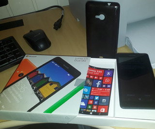 Microsoft Lumia 535 Rm-1092 Defeito Touch