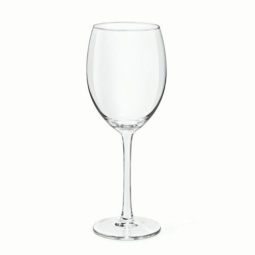 Imagen 1 de 4 de Copa Vidrio Vino Libbey 440 Ml. Set X 6 Pzas.