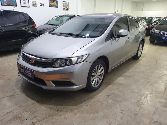 Honda Civic Lxs 1.8 Automático 2013