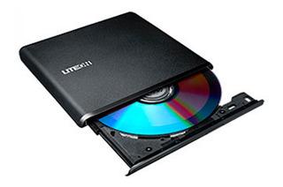 Liteon Dvd-rw Es1-01 Externa Slim Black Retail
