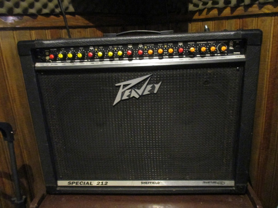 Amplificador Peavy Sheffield 212 Transtube Made In U.s.a