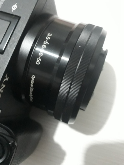 Lente Sony 16 50 3.5