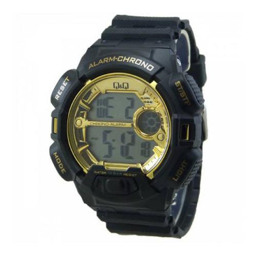 Reloj Q&q M132j804y Negro Hombre