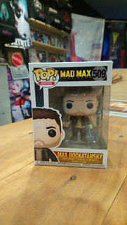 Funko Pop Mad Max - Loco Max - Original