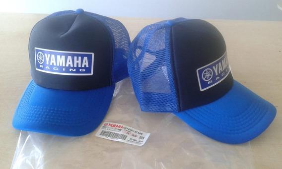 Gorra Racing Yamaha Cod. Goyama19ca00