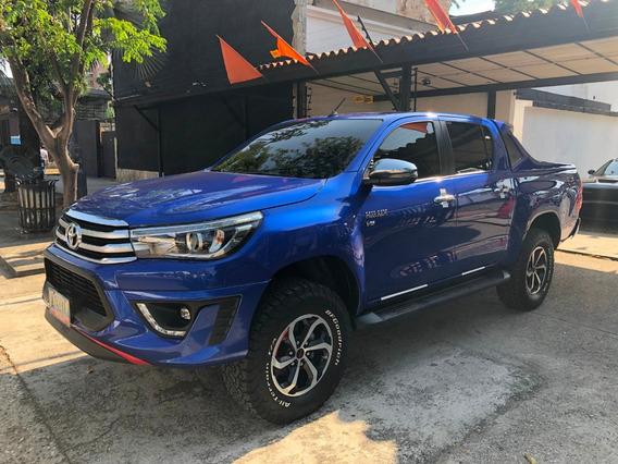 Toyota Hilux Dubai 4x4